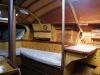 деревянная яхта